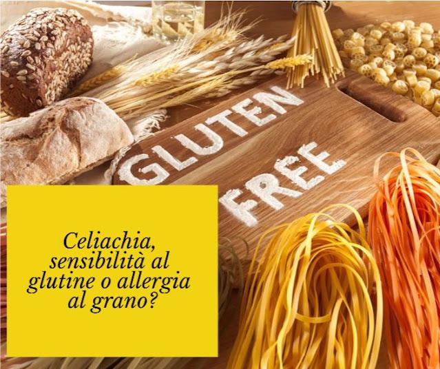 Celiachia, sensibilità al glutine o allergia al grano?