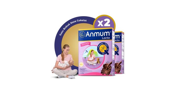 Baca Nih Mom Info Produk Susu Anmum Lacta Untuk Produksi ASI Berkualitas