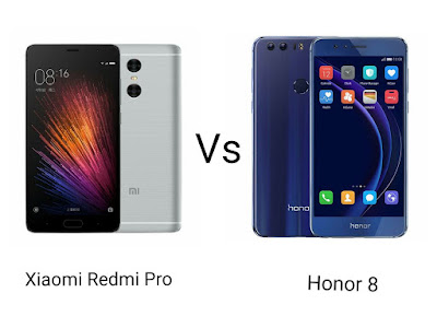 Xiaomi Redmi Pro Vs Honor 8