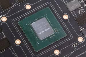 NVidia GeForce GTX 1080とMax-Qデザインフルドライバーのダウンロード