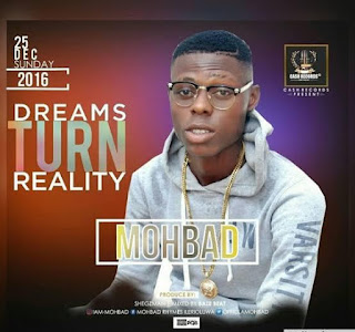 [Music] Mohbad. - Dreams Turn Reality