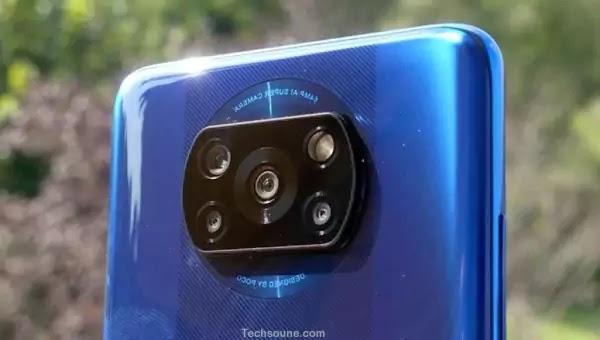كاميرا poco x3 gcam