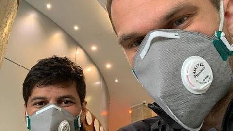 """""""Terveztem, hogy hazajövök, de minket nem engedtek el"""" – Iránban rekedt a koronavírus miatt a válogatott sztárfocista"""