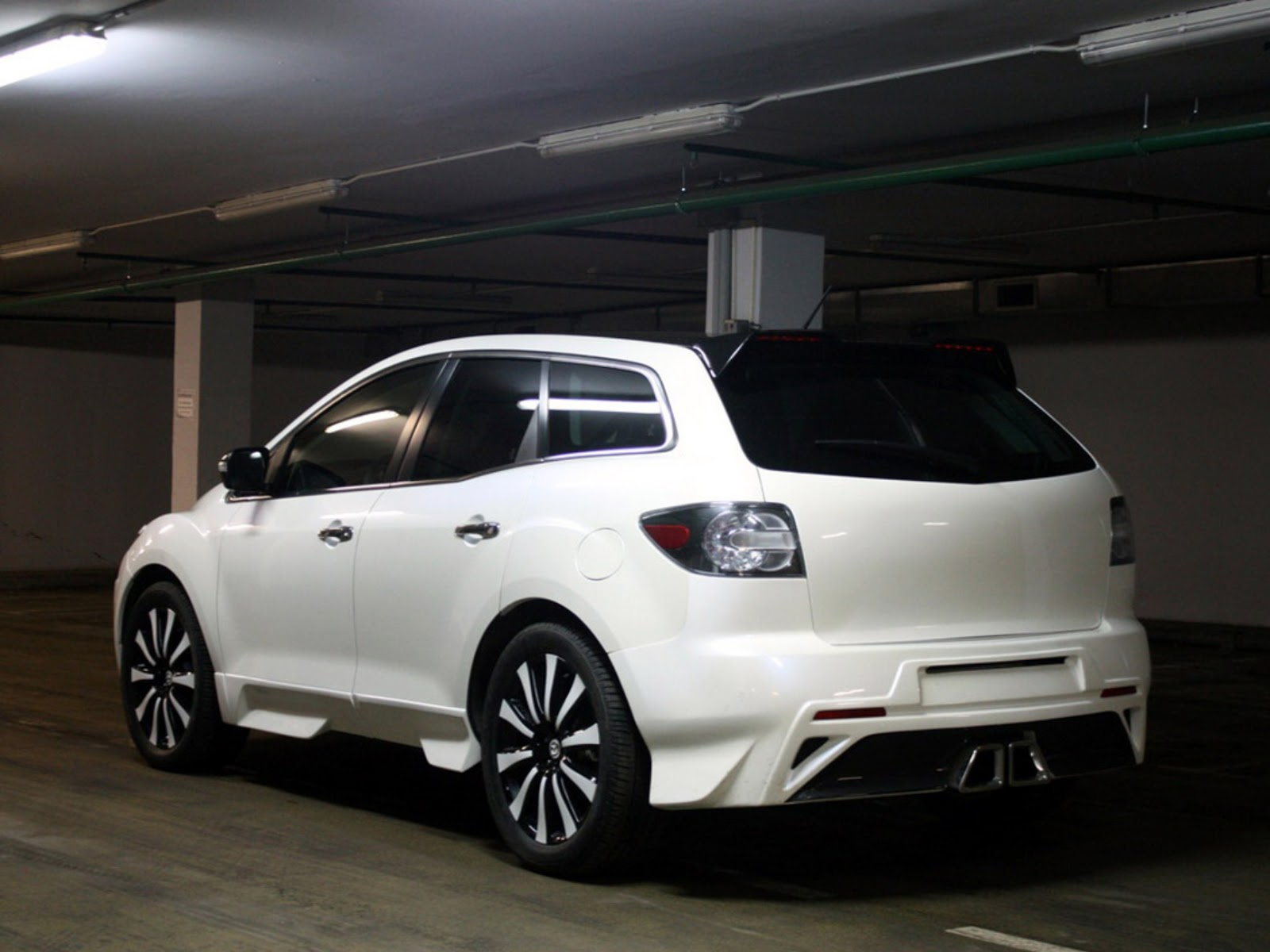 all tuning cars nz mazda cx 7 2010 by met r. Black Bedroom Furniture Sets. Home Design Ideas
