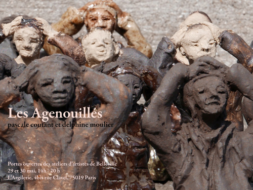 Céramiques et photographies de Pascale Coutant et Delphine Moulier.