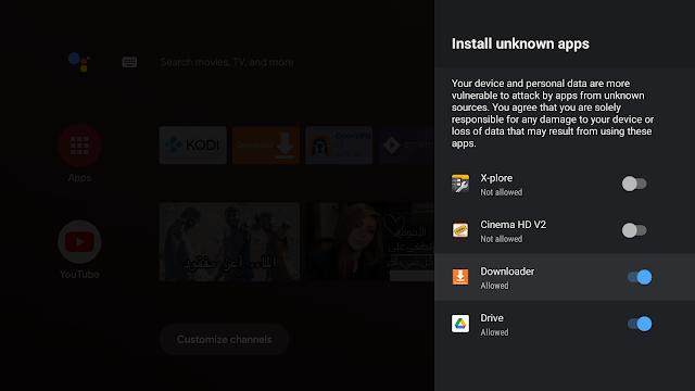 Enable-installation-unknown-sources-mi-tv-stick-simturax