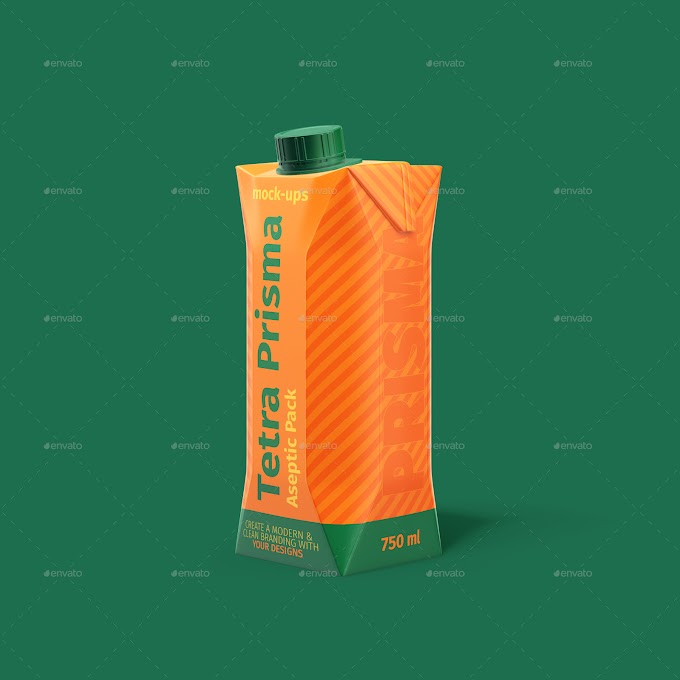 Tetra Prisma 750ml Pack Mock-ups 28598056