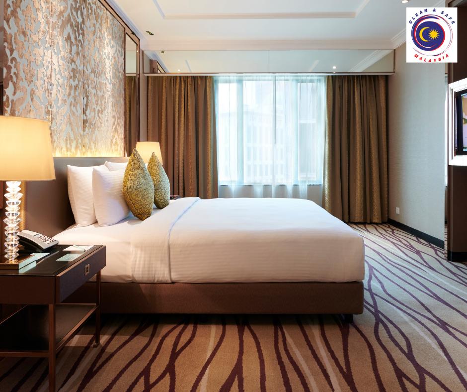 Dorsett Kuala Lumpur mendapat pensijilan Clean & Safe Malaysia oleh Persatuan Hotel Malaysia (MAH)