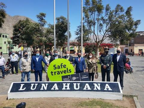 Lunahuana ya se encuentra certificado con el Sello Safe Travels
