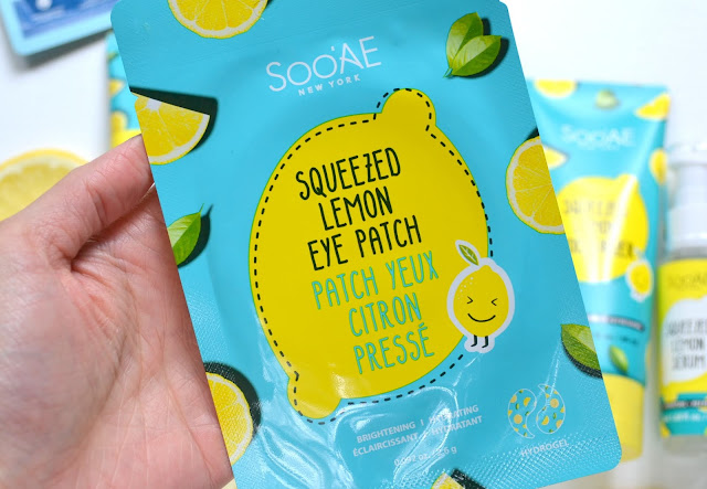 Soo'Ae Squeezed Lemon Collection Review