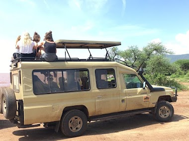 luxury safaris in Tanzania (thebiggmaxculturaltours)