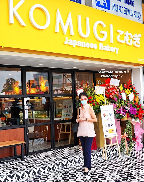 "KOMUGI Japanese Bakery Opened Its First ""Out-Of-Mall' Outlet At SS2 Petaling Jaya"