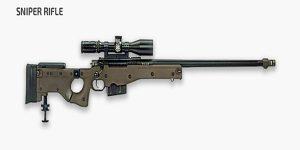 Senjata SKS – Sniper Rifle PUBG
