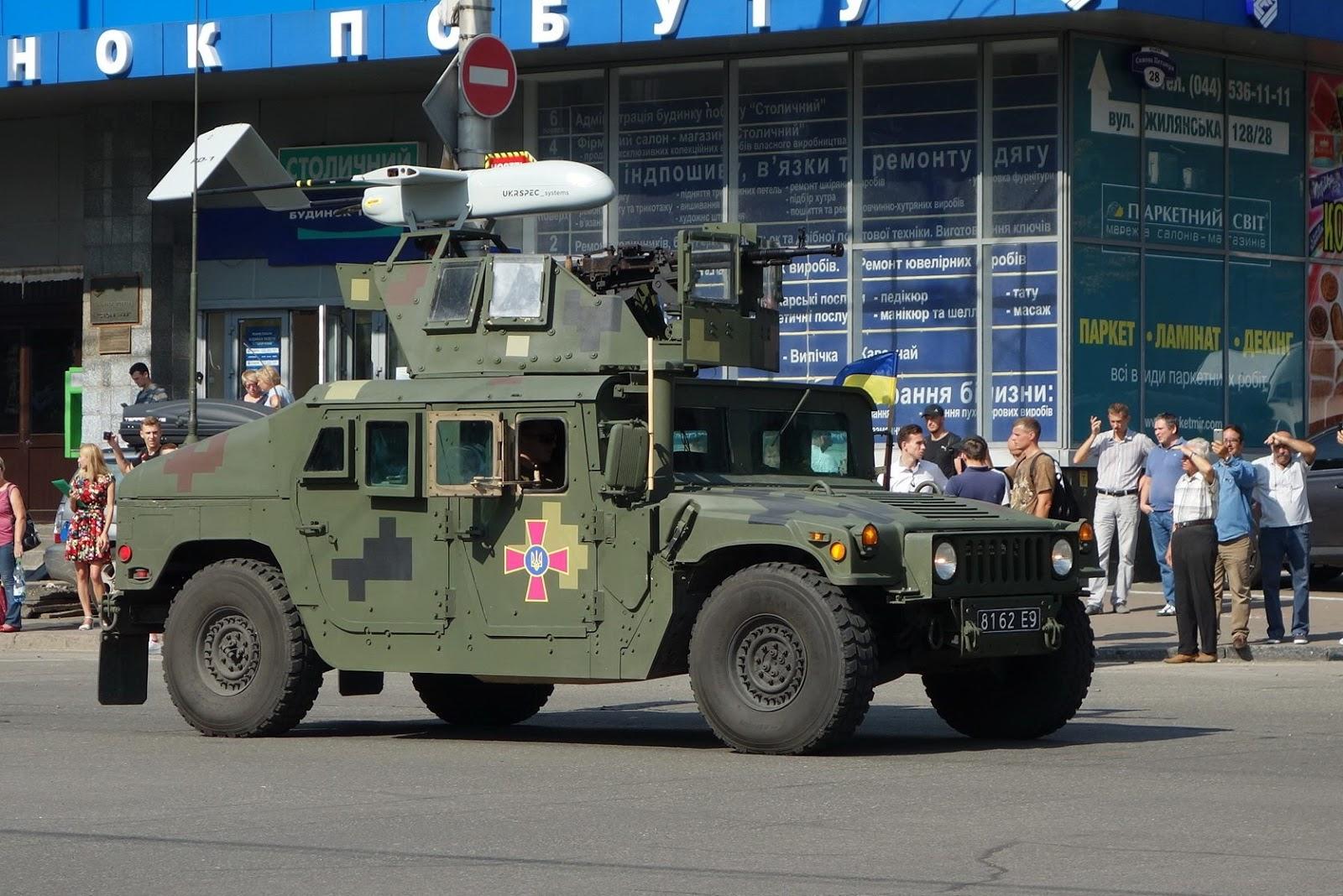 HMMWV M1114 8262 E9