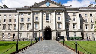 Kolegium Świętej Trójcy w Dublinie ( Trinity)