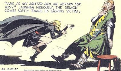"""A Prince Named Valiant: A """"Demon"""" Named Valiant"""