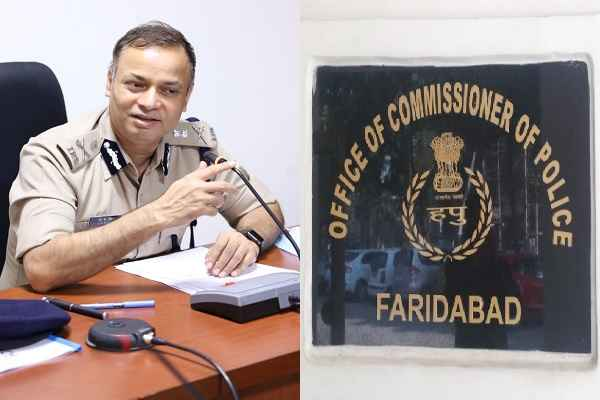 faridabad-cp-op-singh-change-duty-time-of-old-age-policemen