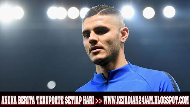 Striker Mauro Icardi Akan Menuntut Inter MIlan