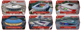 World Cup 2018 Stadiums For PES 2017 by Mohamed Sameh