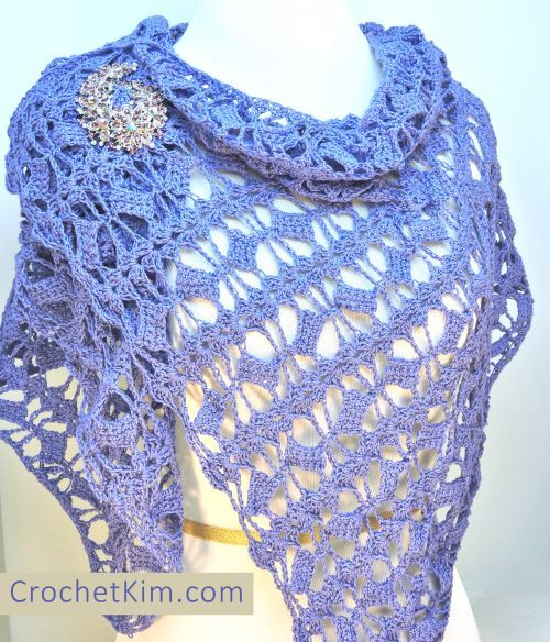Fiber Flux: Spring Shawls! 12 Beautiful & Free Crochet ...