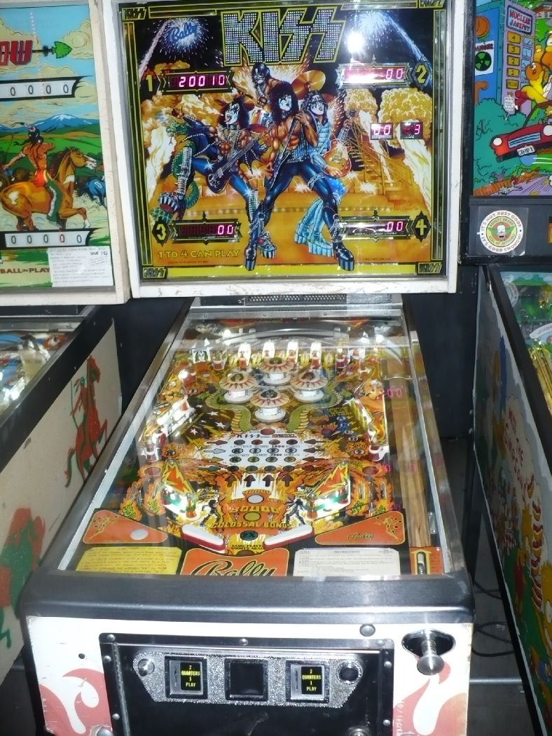 Travel Wolfe: The Pinball Hall of Fame!