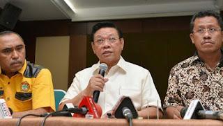 Penjelasan Agung Laksono Terkait JK Rekomendasikan Anies ke Prabowo