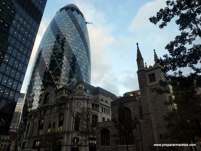 sky line de Londres