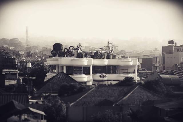 Misteri Rumah Gurita Bandung