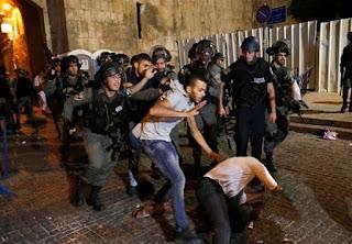 άρση των νέων μέτρων ασφαλείας που εφάρμοσαν οι ισραηλινές αρχές