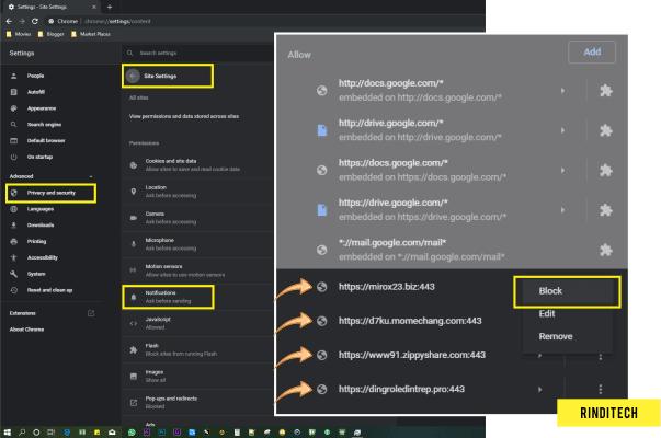 Cara Menghilangkan Iklan di Chrome Pojok Kanan Bawah