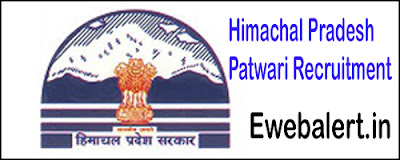Himachal Pradesh Patwari Recruitment