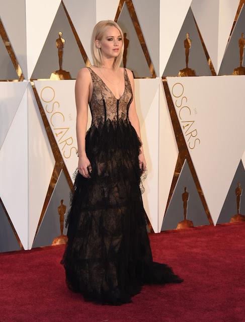 Jennifer Lawrence en la alfombra roja - Foto: Gtres Online