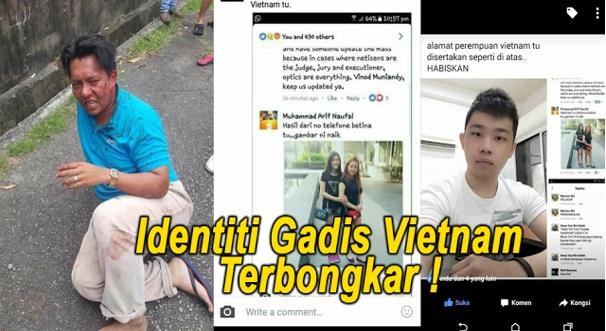 Identiti Gadis Vietnam Yg Buat Fitnah Terbongkar ! Ni Rumah Dia, & Foto Dia ! Patutlah Berani Buat Fitnah, Rupanya Dia ...