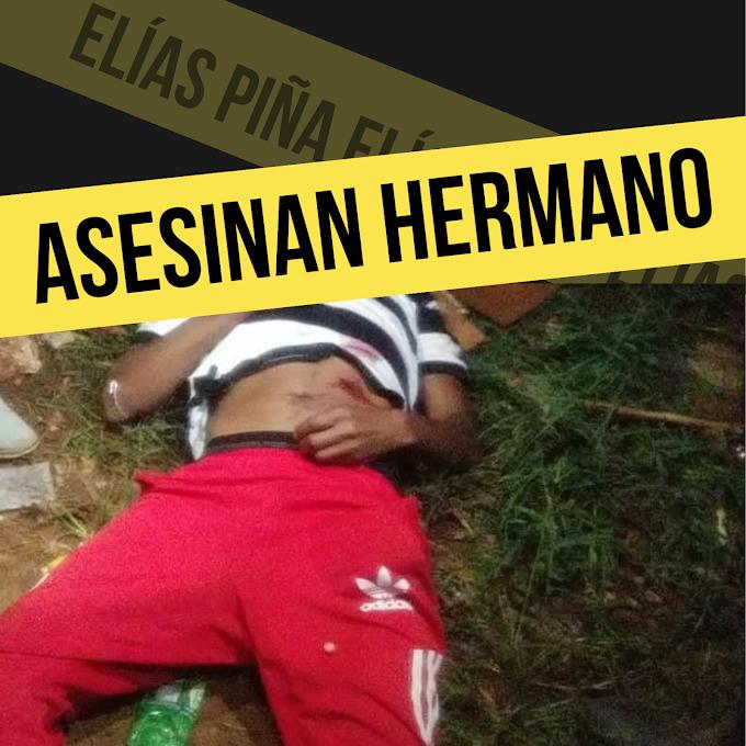 Hombre mata a hermano en Elías Piña