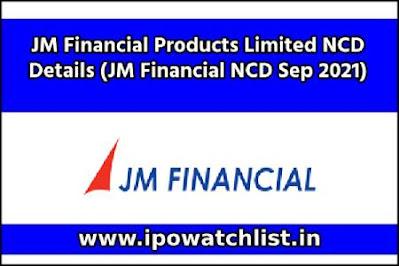 JM Financial NCD