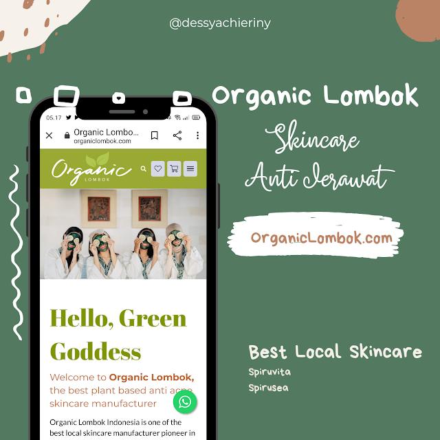 Organiclombok.com