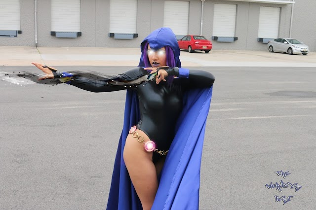 Cosplay Thursday - Raven by Chuggey Cosplays