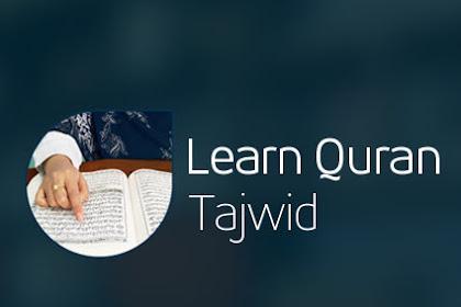 Learn Quran Aplikasi Android Untuk Belajar Membaca Al Quran, Mari Kita Awali Belajar di Bulan Ramadhan Ini
