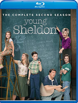 Young Sheldon Season 2 Bluray