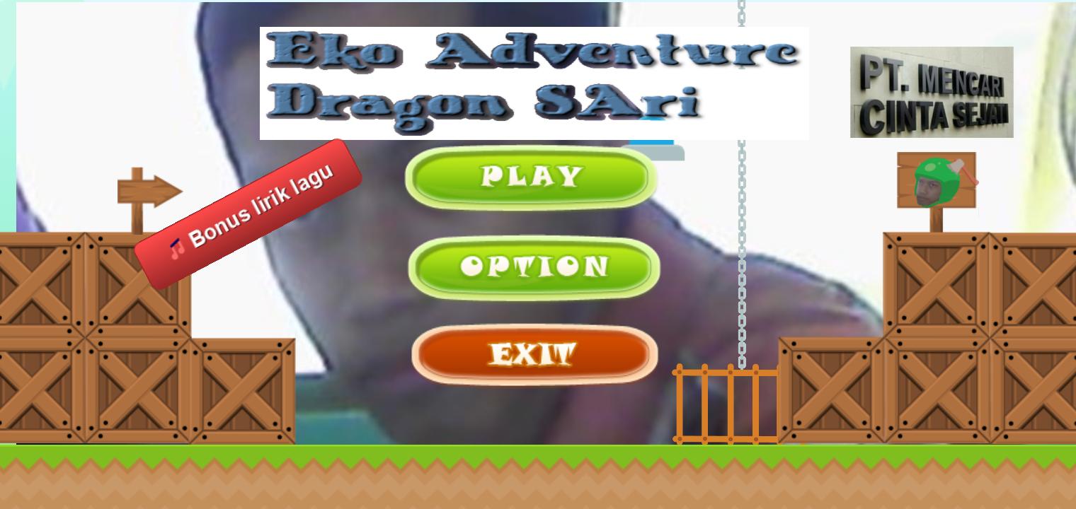 Eko Adventure Dragon Sari