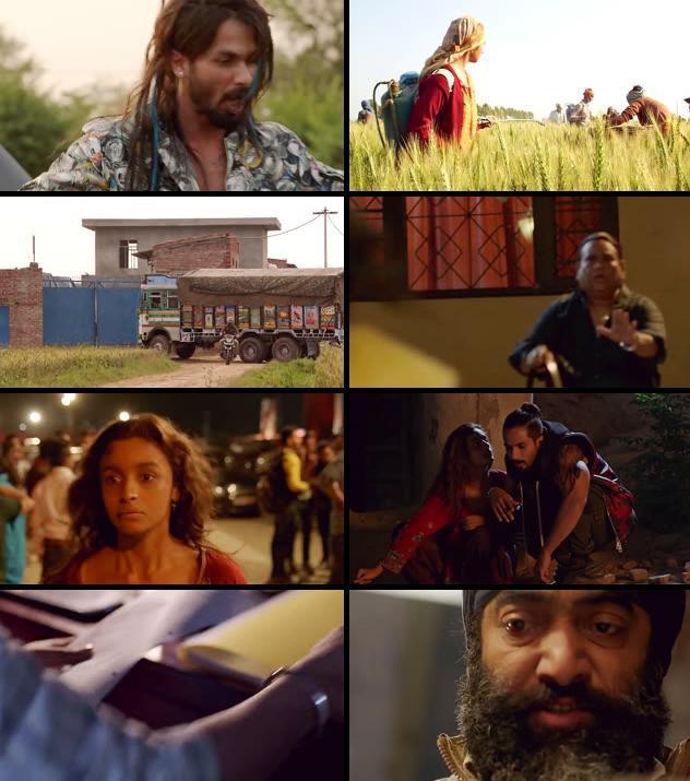 Udta Punjab 2016 Hindi 480p DVDRip