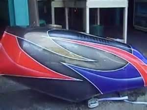 Airbrush Tangki Motor Rx King Terbaru