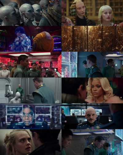 Valerian And The City Of A Thousand Planets worldfree4u