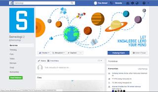 Menjadikan Facebook Sebagai Tempat Mencari Ilmu Menjadikan Facebook Sebagai Tempat Mencari Ilmu