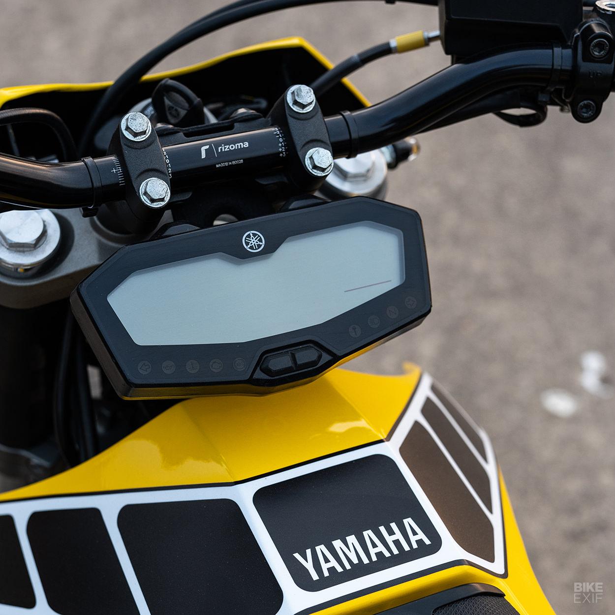 Racing Caf U00e8  Yamaha  U0026quot Smt