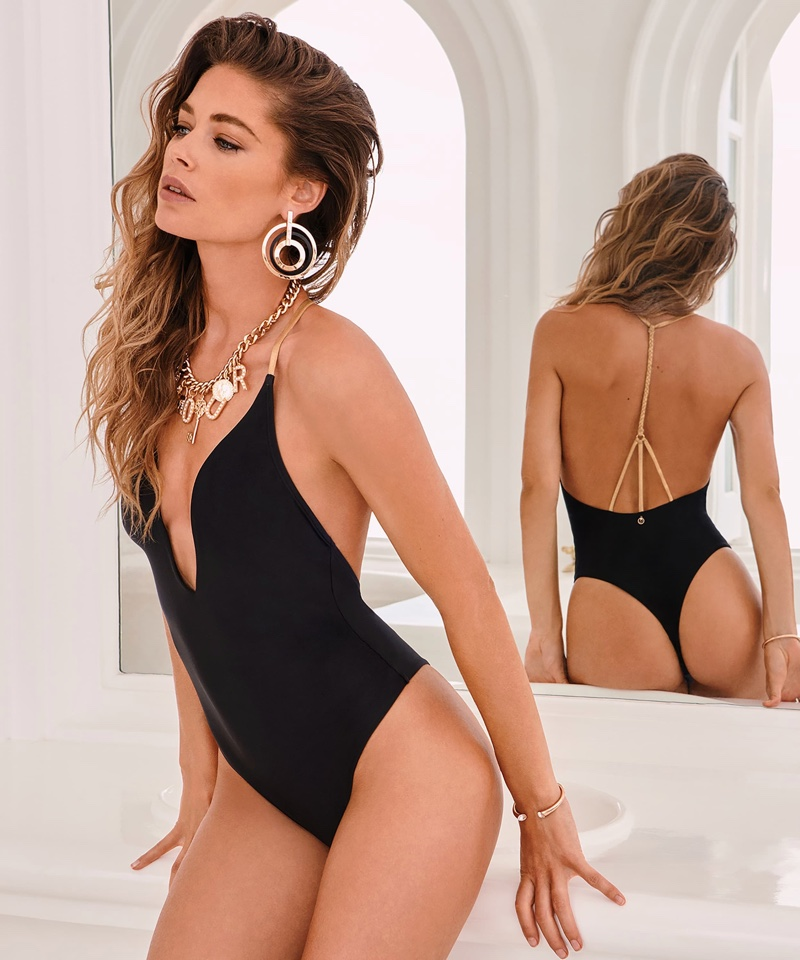 Hunkemoller 'Doutzen Stories' Swim 2020 Campaign