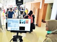 Waspadai Virus Korona Bandara Adisutjipto Tingkatkan Pengawasan Penumpang Internasional