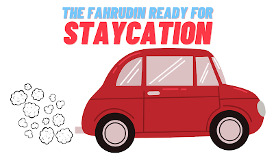 staycation, liburan keluarga, liburan, bogor
