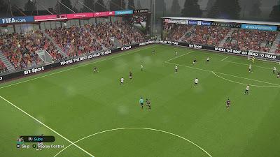 PES 2019 Uniturf for Stadium Server v0.2 by Endo