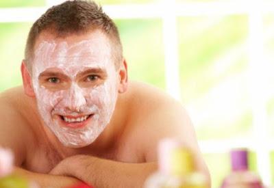 Masker Alami Untuk Kulit Wajah Pria